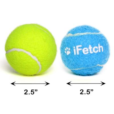 iFetch Too Ball (65mm) For Launch And Fetch Toy For Medium And Large Dogs