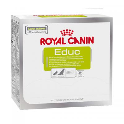 Royal Canin Educ Low Calorie Treats For Dogs 50g  x 10 Pack
