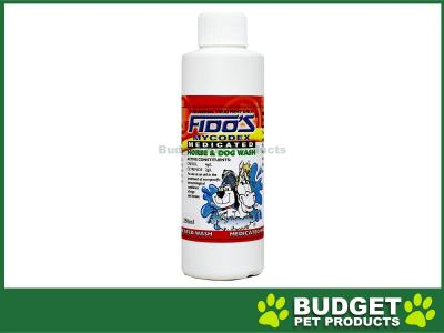 Fidos Mycodex Medicated Wash For Dogs And Horses 250ml