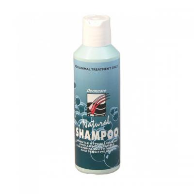 Dermcare Natural Shampoo For Dogs Cats Horses 250ml