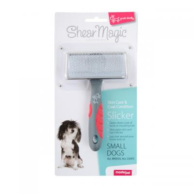 Shear Magic Slicker Brush Small For Dogs