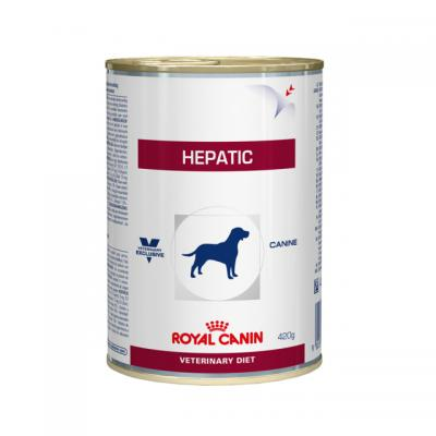 Royal Canin Veterinary Diet Canine Hepatic For Dog Cans 420gm x 12 (XH039)