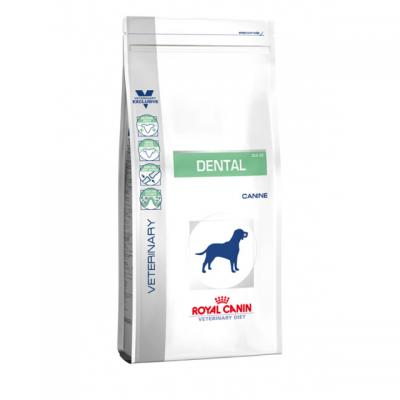 Royal Canin Veterinary Diet Canine Dental For Dogs 14kg Dry (63010)