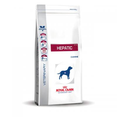 Royal Canin Veterinary Diet Canine Hepatic For Dog 1.5kg Dry (15389)