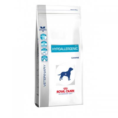 Royal Canin Veterinary Diet Canine Hypoallergenic For Dog 2kg Dry (63193)
