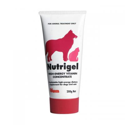 Nutrigel High Energy Vitamin Concentrate 200gm