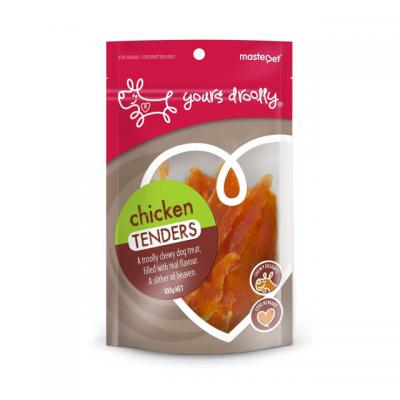 Yours Droolly Chicken Tenders Treats For Dogs 100gm