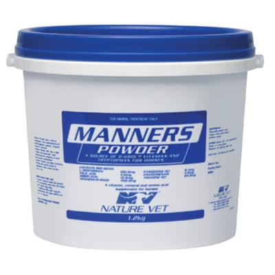 Manners Powder For Horses 1.2kg