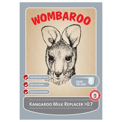 Wombaroo Kangaroo Milk Replacer Over 0.7  250gm