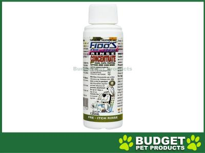 Fidos Fre - Itch Rinse Concentrate For Dogs And Cats 125ml