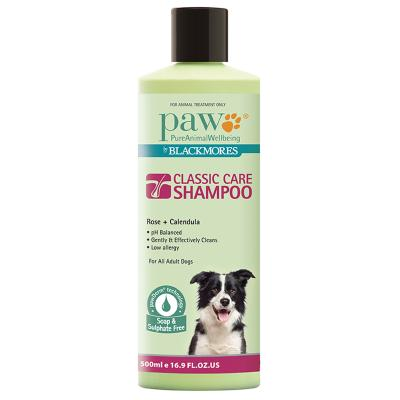 Paw Classic Care Shampoo For Dogs 500ml
