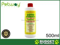 Cotex Hydrokill Flea And Tick Rinse Concentrate For Dogs Cats And Birds 500ml