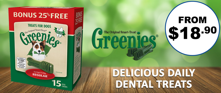 Greenies Bonus Boxes - 25% Extra For FREE