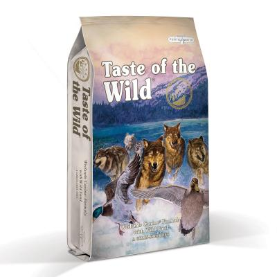 Taste of the Wild Grain Free Wetlands Roasted Fowl Adult Dry Dog Food 13kg