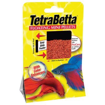 TetraBetta Floating Mini Pellet Food For Fish 4.5gm