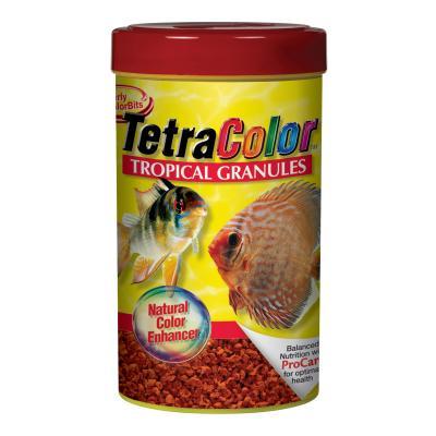 TetraColour Tropical Granule Food For Fish 300gm