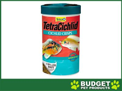 Tetra Cichlid Crisps Food For Fish 250gm