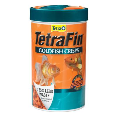 TetraFin Goldfish Crisps Food For Fish 220gm