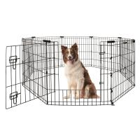 Yours Droolly Puppy And Dog Exercise Pen With Door 36in 90cm