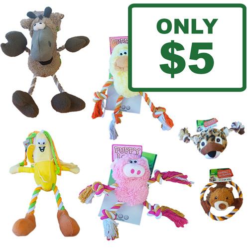 Vitapet Lucky Dip Soft Toys