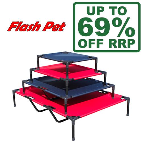 Trampoline Flash Pet Beds