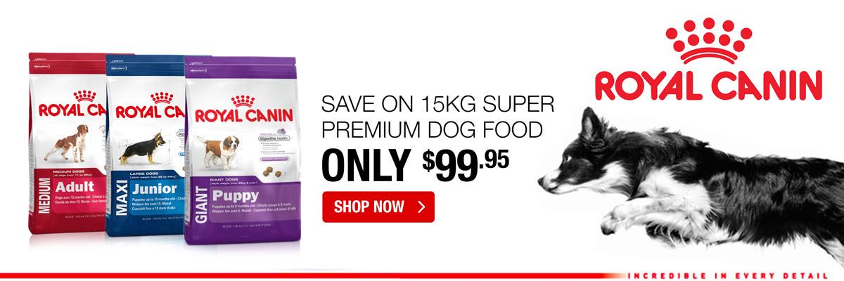 Royal Canin Junior, Adult & Maxi 15kg