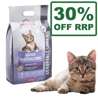 Trouble & Trix Clumping Litter