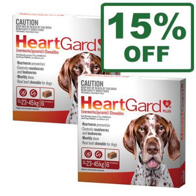 Heargard Plus 12 Packs