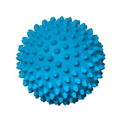 Aussie Dog Mitch Ball Soft Blue Tough Toy For Dogs