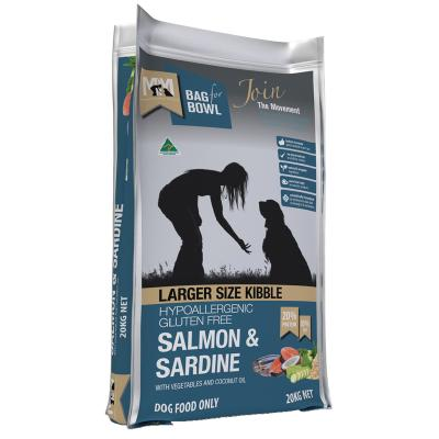 Meals For Mutts MfM Salmon And Sardine Large Kibble Adult Dry Dog Food 20kg