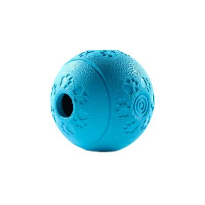 Yours Droolly Entertaineze Playmates Puzzle Treat Ball Large Dog Toy