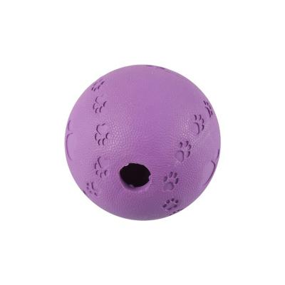 Yours Droolly Entertaineze Playmates Treat Ball Small Dog Toy