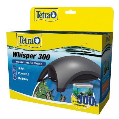 Tetra Whisper 300 Air Pump For Fish Tanks And Aquariums Up To 300L