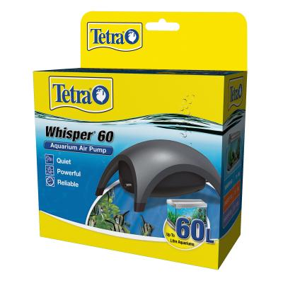 Tetra Whisper 60 Air Pump For Fish Tanks And Aquariums Up To 60L