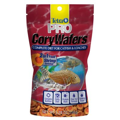 Tetra PRO CoryWafers Food For Fish 150g