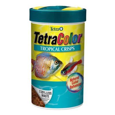 TetraColor Tropical Crisps Food For Fish 38g