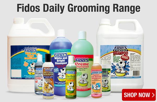 Fidos Daily Grooming Range