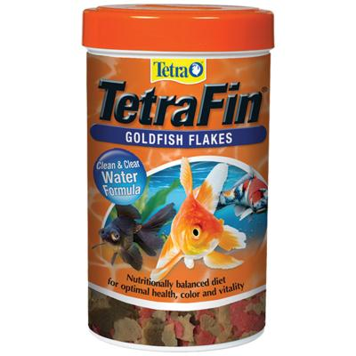 TetraFin Goldfish Flakes Food For Fish 12g