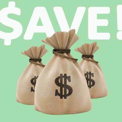 More Great Savings