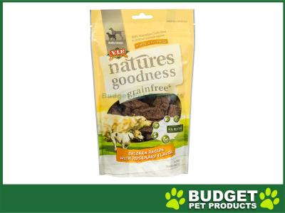 Natures Goodness Grain Free Chicken With Rosemary Treats For Dogs 200g