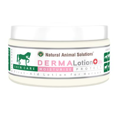 Natural Animal Solutions Dermalotion Skin Care For Horses Cattle And Livestock 200gm