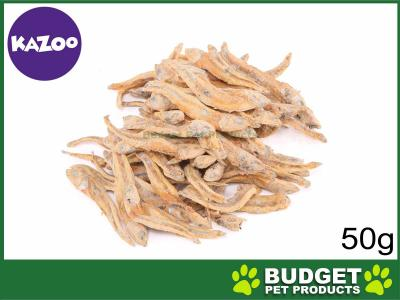 Kazoo Dried Fish Treats For Cats 50gm