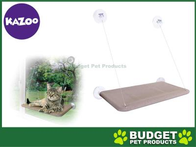 The Lookout By Kazoo Window Shelf Bed For Cats