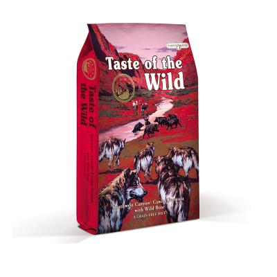 Taste of the Wild Grain Free Southwest Canyon Wild Boar Puppy And Adult Dry Dog Food 13kg