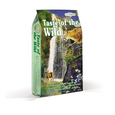 Taste of the Wild Grain Free Rocky Mountain Roast Venison And Smoked Salmon Kitten And Adult Dry Cat Food 2kg