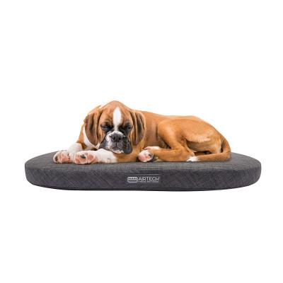 Purina Petlife Airtech Hybrid Mattress Charcoal Small Bed For Dogs