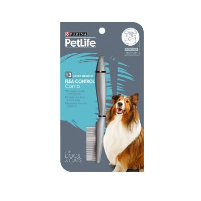 Petlife Step 3 Flea Control Comb for Dogs and Cats