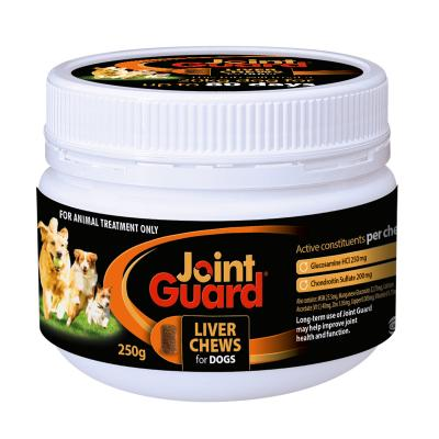 Joint Guard Liver Treats Chews For Dogs 250gm
