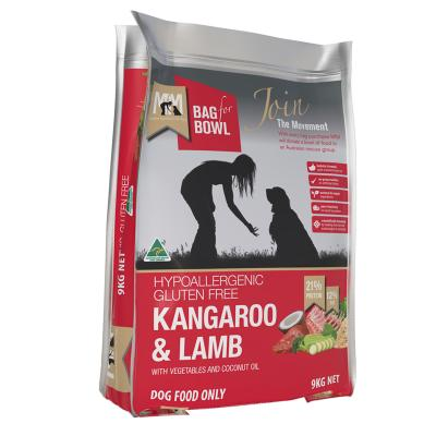 Meals For Mutts MfM Kangaroo And Lamb Adult Dry Dog Food 9kg