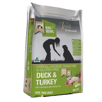 Meals For Mutts MfM Grain Free Duck And Turkey Adult Dry Dog Food 9kg